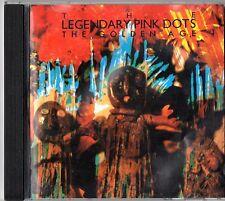 The Legendary Pink Dots ‎– The Golden Age-CD-