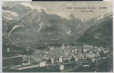1918 VALLE VERMENAGNA LIMONE cartolina viaggiata Cuneo