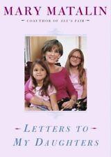 B00066N2XU Letters to My Daughters