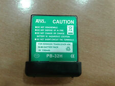 BATTERY PB32H BP32 for KENWOOD TH-22, TH-79, TK-208 308, 6 V. 1100 mAh