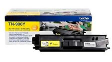 BROTHER TN-900Y (rendement : 6,000 pages) CARTOUCHE TONER JAUNE
