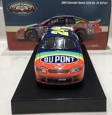 "1999 1/24 #24 Jeff Gordon ""DuPont 1999 Sonoma Win""MC Classics 1 of 540 SD SHIP"