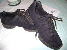 BLOCH dance JAZZ/ Hip Hop SNEAKER Dance Shoes~Black~Size 10 ~Split Sole dance