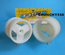 Tamiya 4WD Rear Wheel Rim Nylon Proline 2521 Hot Shot Vintage RC Parts