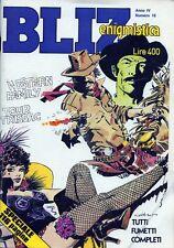 """"""" BLIZ- ENIGMISTICA - ANNO 4° - N°  /16.APR.1980 """" Settimanale -"""