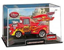 Disney Store Pixar Cars 2 Lightning Mater Die Cast Car In Collector's Case