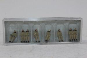 Preiser 10769 Pompiers IN Moderne Vêtement D'Exploitation 1:87 H0 Neuf IN Ovp