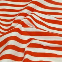12mm Candy Stripes Polycotton Fabric