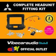 Connects2 CTKMT02 Mitsubishi ASX Non Amplified Complete Radio Installation Kit