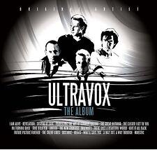 ULTRAVOX - THE ALBUM - cd