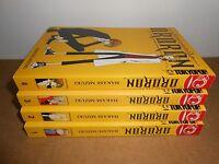 The Demon Ororon Vol. 1 2 3 4 Manga Book Complete Lot in English