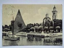 GRADO Santuario di Barbana Gorizia vecchia cartolina