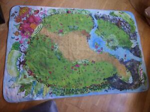 Spielteppich Teppich 🧚🏻♀️ Feen Einhorn Elfen🧚🏻 JAKO-O