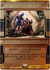MTG Magic MPS FOIL - Amonkhet Invocations #044/054 - Slaughter Pact