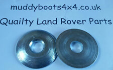Land Rover Shock Absorber Retaining Washer X2  NRC5603  Defender Discovery RRC