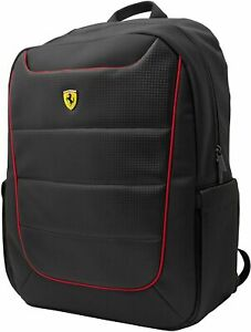 Zaino Scuderia Ferrari Collection - Computer & Tablet BackPack colore Nero