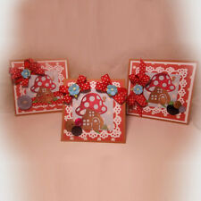 Mushroom Framed Metal Cutting Dies For Scrapbooking Craft Xmas Decor BIHN