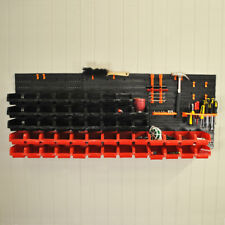 68 pcs Wall Mounted DIY Tool Storage Panel Rack by Selections