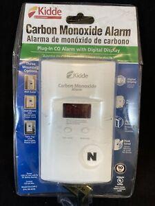 Kidde Nighthawk Plug-In AC/DC Carbon Monoxide Alarm Detector  KN-COPP-3 D5