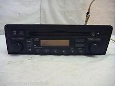 04 05 Honda Civic Radio Cd & Theft Code 2TCC 39101-S5P-A310 BH465