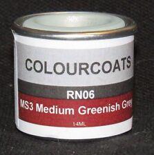 Colourcoats MS3 Medium Greenish Grey - RN06