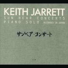 KEITH JARRETT - SUN BEAR CONCERTS (BOX-SET) 6 CD NEUF