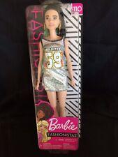 Barbie Fashionistas Doll #110 Sporty Shine New In Box