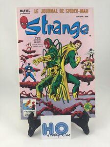 Comics - Marvel - Strange - No 215 - Lug - Excellent Condition