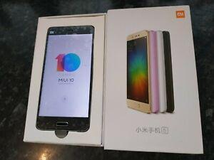 Xiaomi MI 5 - 32GB - Black (Unlocked) Dual SIM Smartphone, Good condition