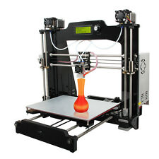 2017 New Geeetech 2-in-1 switchable hotend Gradient Color Prusa I3 3D printer