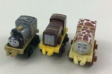 "Mini Thomas and Friends Diesel Charlie Train Toys 3pc Lot 2"" Miniature Mattel C"
