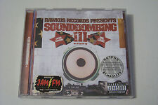 RAWKUS SOUNDBOMBING 3 CD 2002 (Mos Def Kool G Rap Talib Kweli The Roots Q-Tip)