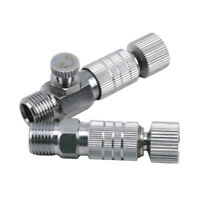 Airbrush Quick Release Coupling Disconnect Adapter Connector With Fitting Tool S