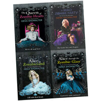 White Rabbit Chronicles Series Gena Showalter 4 Books Collection Pack Set NEW UK