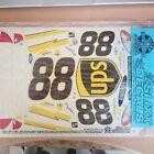 Slixx RC 1/10 Scale Decals Sticker Sheet UPS Car #88