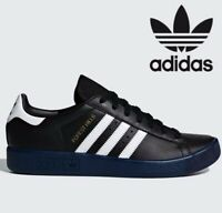 2019 Authentic Adidas Originals FOREST HILLS ® ( Men size UK 7  7.5 11 ) Black