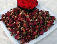 Krauterino24 - Rosenblüten Knospen rot - 50g