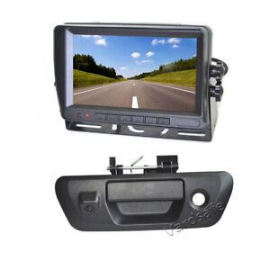 "Reverse Camera & 7"" Rear View Monitor for Nissan NP300 Navara D23 (2015-Present)"