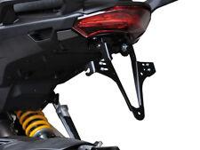 Kennzeichenhalter Ducati Multistrada 1200 verstellbar adjustable tail tidy