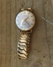 Vintage MuDu Working Swiss-Made Wind-Up Watch. 21 Jewels.  (Hospiscare)