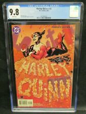 Harley Quinn #15 (2002) Dodson Cover CGC 9.8 White Pages CW273