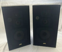 Vintage JVC speakers Black SP X220T 120w