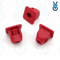 10x VVO® Fiat Front Bumper Clips & Trim Fasteners- 46837757