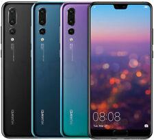 "NEW Huawei P20 Pro CLT-L29 128GB/6GB Dual Sim (FACTORY UNLOCKED) 6.1"" Blue"