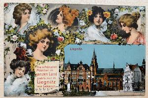Liegnitz - wo es die schönsten Mädchen gibt... 1919
