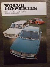 Original Vintage 1968 Volvo 140 Series 144 145