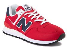Original Mens New Balance 574 Athletic Comfy Suede Light Running Walking Shoe .