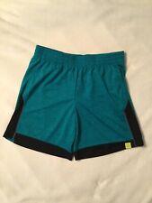 Men's Tek Gear Green/Black Basketball Athletic Shorts Size Large *Nwt*