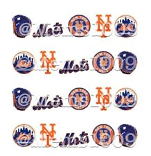 Ny Mets Nail Art (Water Decals) Mets Nail Art Decals