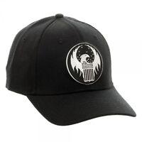 Fantastic Beasts MACUSA Shield Emblem Black Flex Cap Hat Cosplay One Size